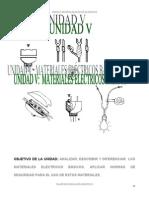 Unidad de Materiales Electricos Basicos