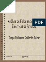 Analisis de Fallas en SEP