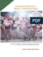 TEPEHUAS DE HUEHUETLA. COSTUMBRES Y TRADICIONES