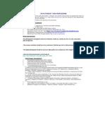 US VIsa Checklist FAQ