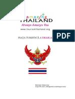 Piaţa Turistică a Thailandei