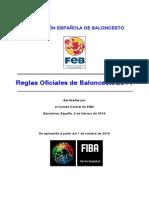 reglamento arbitraje 2014/2015