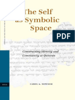 Brill Publishing The Self as Symbolic Space, Constructing Identity and Community at Qumran (2004).pdf