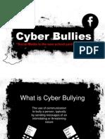 cyber bullies presentation brandonmattsidney