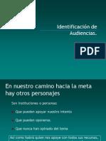 Identificación de Audiencias