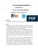 Sintesis de P-nitroacetanilida