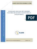 Desigualdades Educativas en America Latina Tiramonti