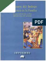 CEAPA - El Reparto Del Trabajo Domestico en La Familia-libre