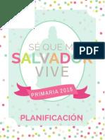 Planificador de La Primaria 2015 Conexión SUD
