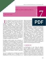 Bioinformática en Guatemala - Informe