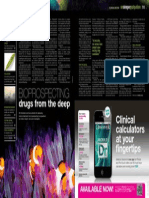 Bioprospecting drugs from the deep - Medical Observer