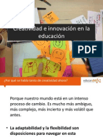 Crea Innovación y creatividad