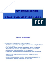 c5 Coal and Natural Gas
