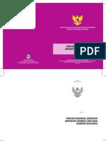 Buku Forum Nasional Gebrak Malaria