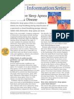 Obstructive Sleep Apnea and Heart Disease