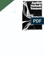 Applied Hydraulic Transients