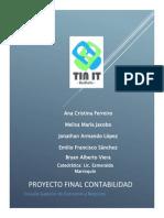 TIN IT Proyecto Contabilidad