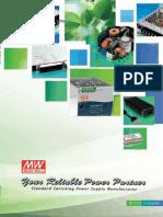 Catalogo Fuentes MW