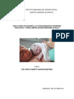 Caso Clinico de Preeclampsia...