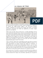Historia Del Futbol