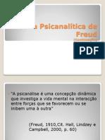 Teoria Psicanalítica de Freud 3ª Aula (2)
