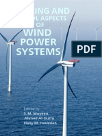 modeling and control of wind power system