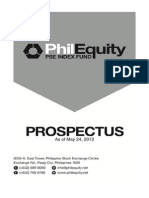 PE PSE Index - Prospectus