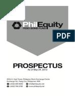 Peso Bond - Prospectus