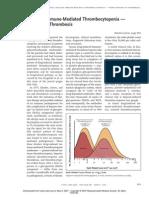 Drug-Induced Immune-Mediated Thrombocytopenia From Purpura to Thrombosis