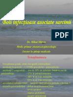 Boli infectioase asociate sarcinii.ppt