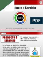 Cap 5 - El Producto y Servicio