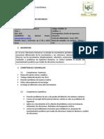 IM3005-10 Vibraciones Mecánicas 1er Ciclo 2015