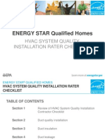 Hvac System Quality