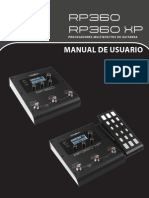 DigiTech RP360-RP360XP Manual Spanish Original