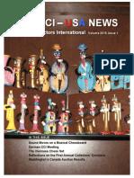 The CCI-USA NEWS, 2015 #1