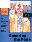 Philippine Journalism Review - March 1995