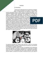 Adenocarcinoma de Pancreas