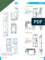 Dimensions of Hoistway for Hitachi Elevator
