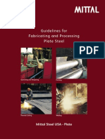 Mittal Plate Fabrication Guide