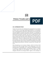 Future Trends and Legal Aspects (111 KB)