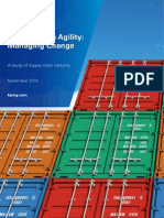 Supply Chain Agility