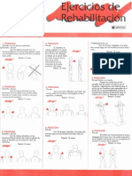 ejercicios para Columna Cervical