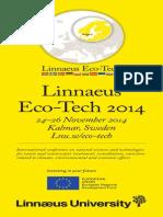 Eco-Tech 2014 Web