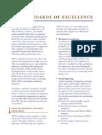 NFCC Standards