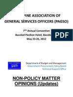 PAGSO NPM