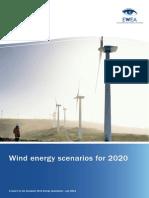 EWEA Wind Energy Scenarios 2020
