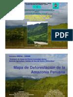 Deforest-Amazonia Peru Al 2000