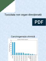 Toxicitate Non Organ
