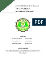 LAPORAN SANITASI ALAT.doc
