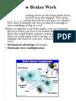 How Brakes Work